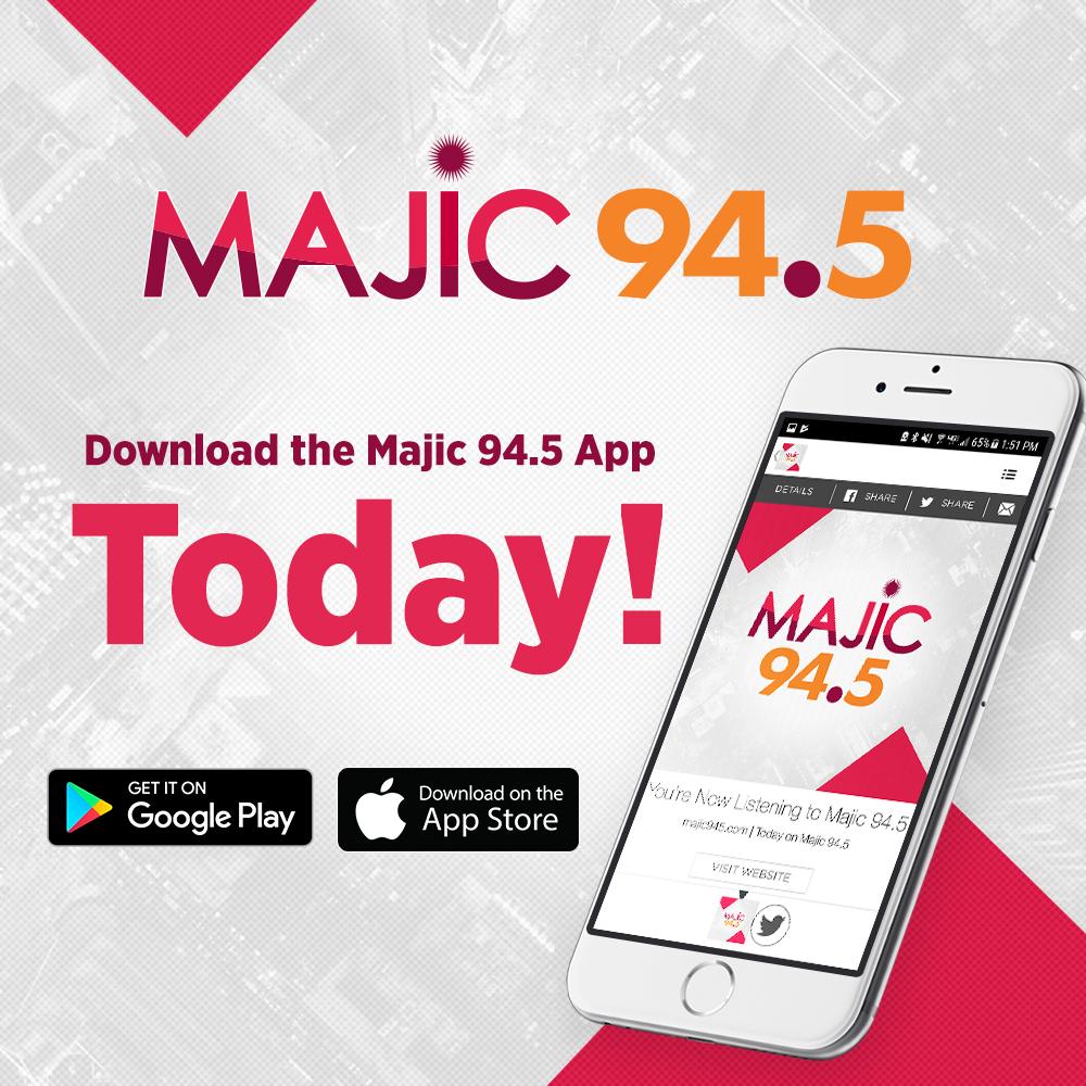 MAJIC 94.5 Streaming App