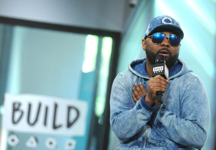 Build Presents Musiq Soulchild Discussing 'Feel The Real'
