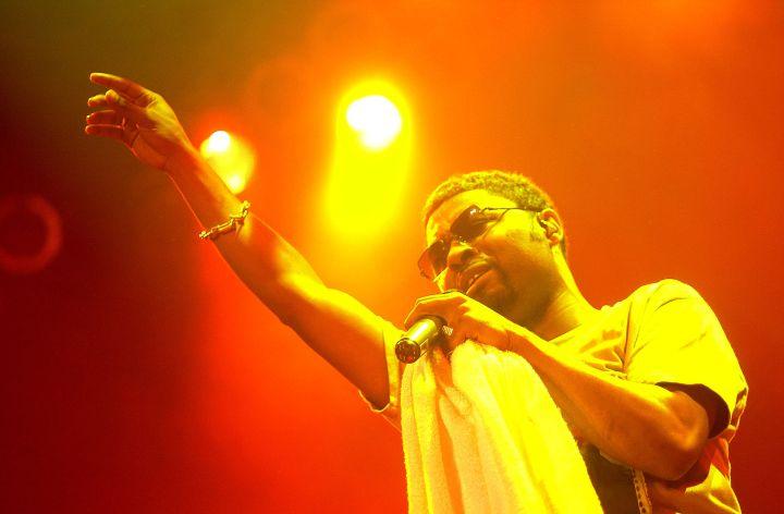 Musiq On Stage