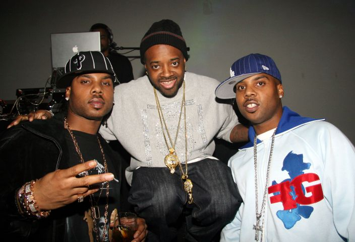 2006 BET Hip-Hop Awards - 'Welcome to Atlanta' Pre-Party Hosted by Hennessy, BET.Com and So So Def