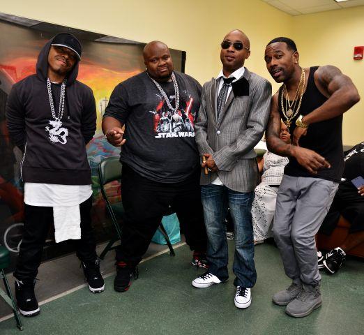 Hot 105's 30th Anniversary R&B Groove
