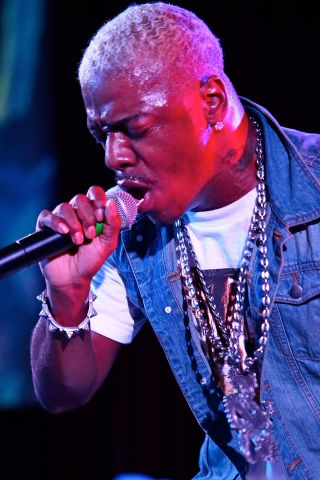 Dru Hill In Concert - New York, NY