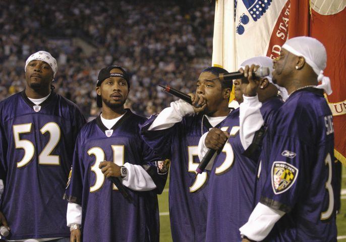 Kansas City Chiefs vs Baltimore Ravens - October 4, 2004