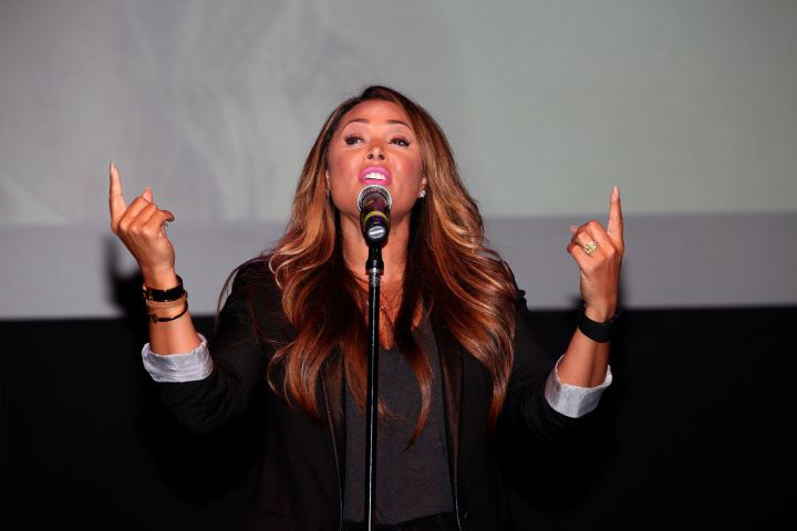 The Experience With Tamia