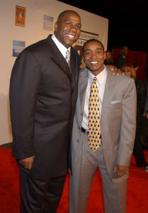 TNT Sports Presents the American Express 'Magic' Johnson All Star Celebration