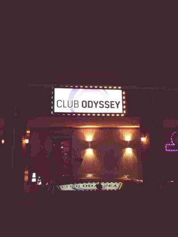 Cindi B At Club Odyssey