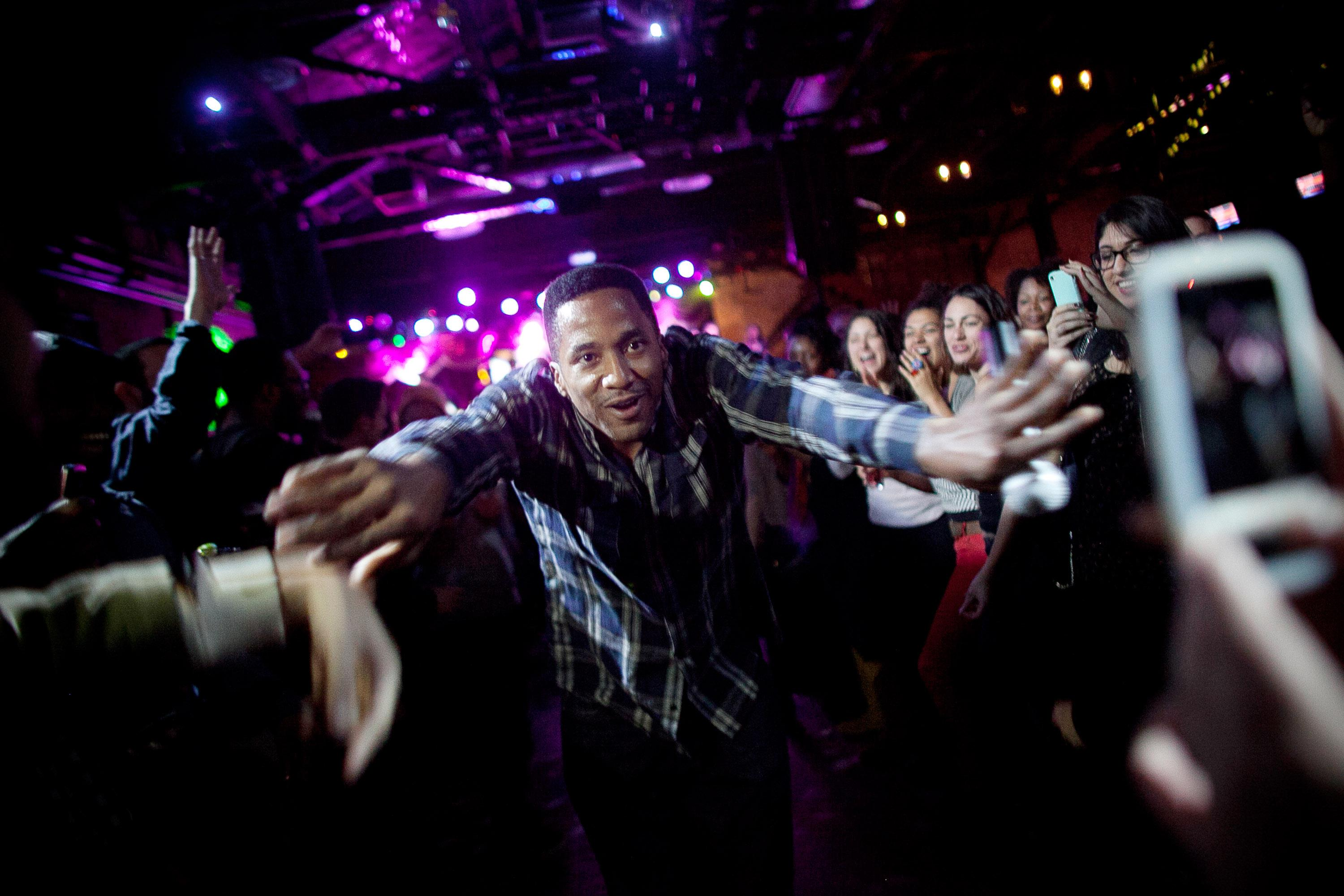 Brooklyn Music Venue And Bowling Alley Hosts Weekly Soul Train Inspired 'Bowl Train'