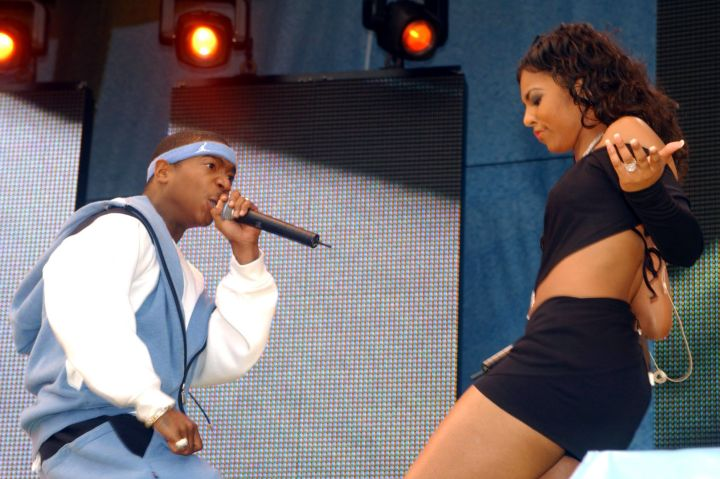 Ja Rule Party in the Park