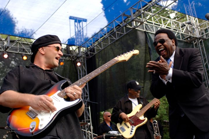 USA - 16th Annual Santa Cruz Blues Festival in Aptos