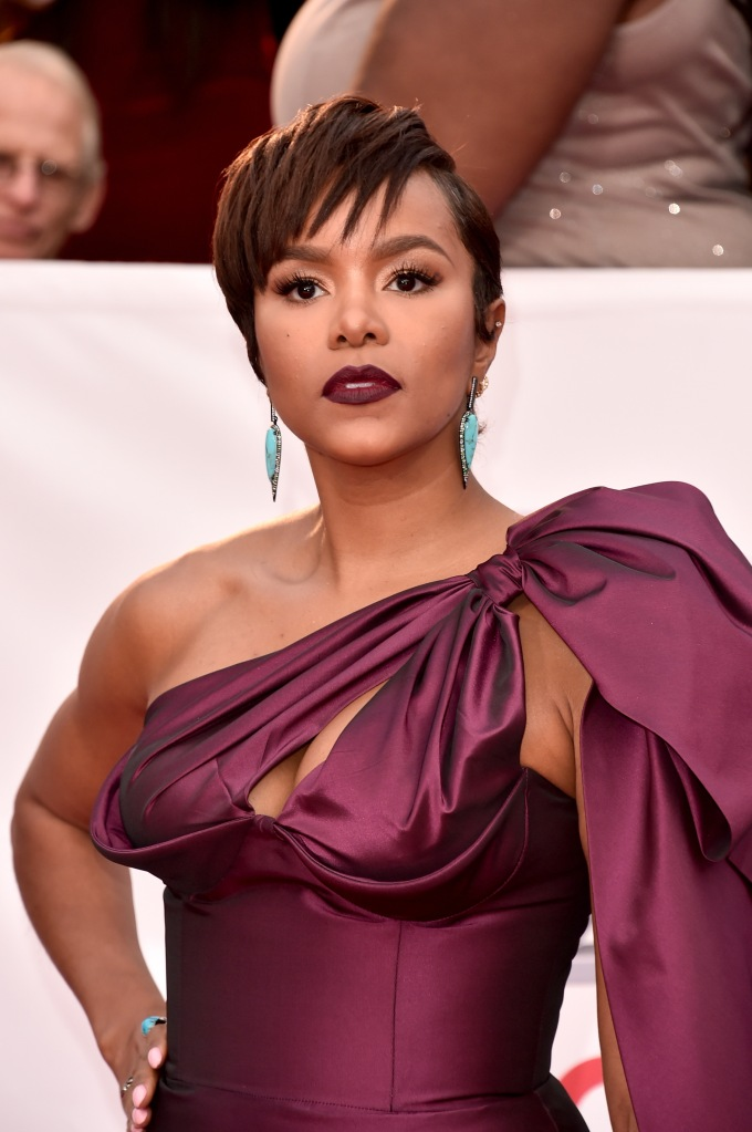 49th NAACP Image Awards - Red Carpet