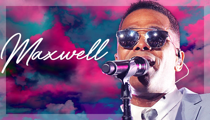 Black Music Month - Maxwell