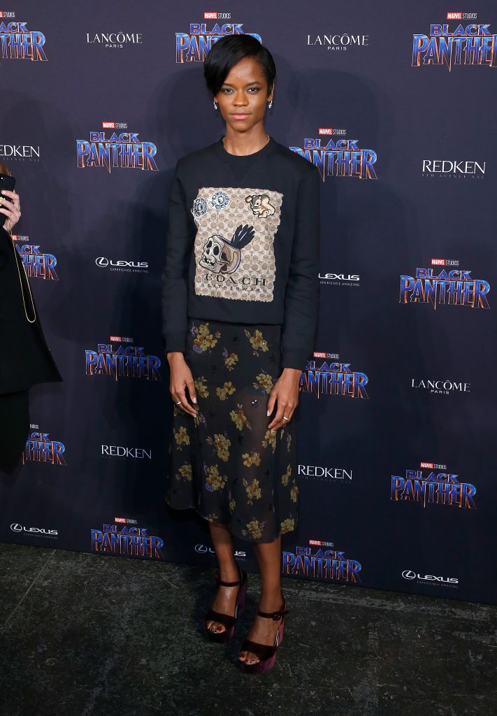 Marvel Studios Presents: Black Panther Welcome To Wakanda - Front Row & Backstage - February 2018 - New York Fashion Week: The Shows