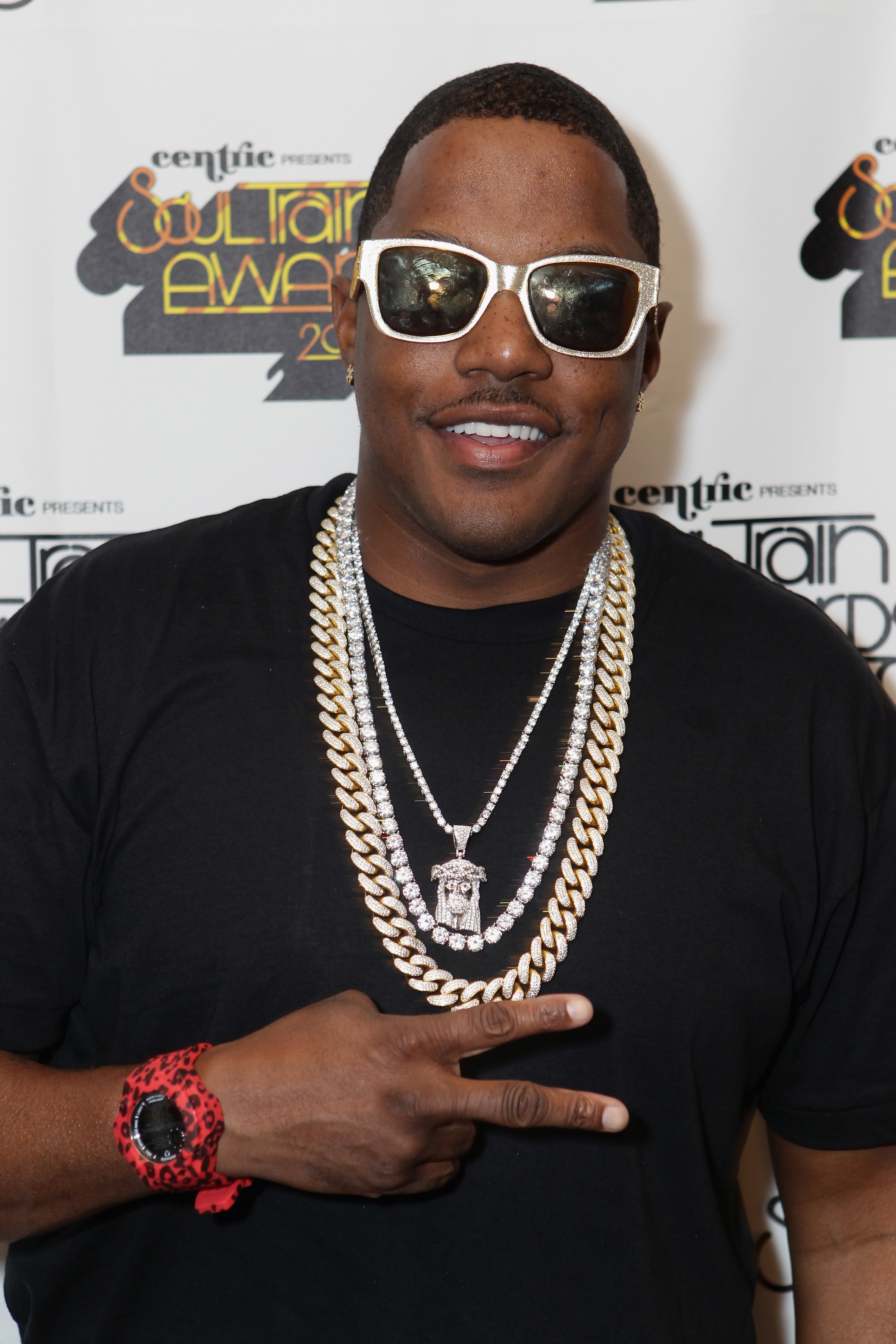 2014 Soul Train Music Awards - Gifting Suite - Day 2