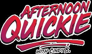 Cindi B. Afternoon Quickie Logo
