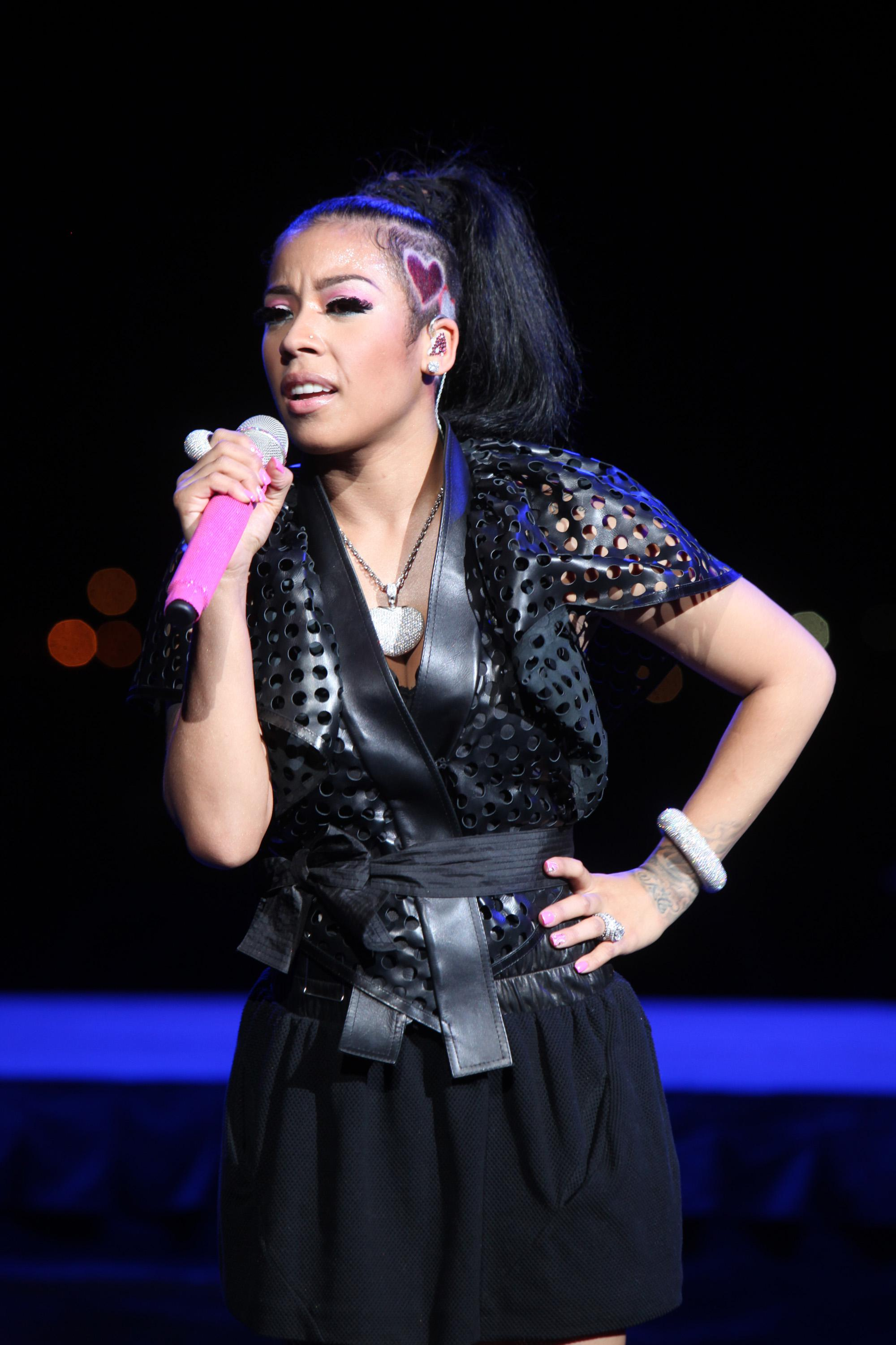 Keyshia Cole Featuring Miguel In Concert