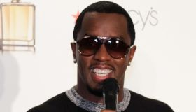 Sean 'Diddy' Combs Launches New Fragrance 'Empress' For Women With Kelly Rowland At MACY's