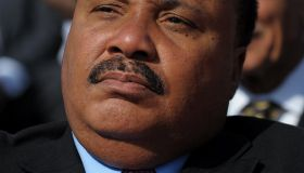 Martin Luther King III, the son of Marti