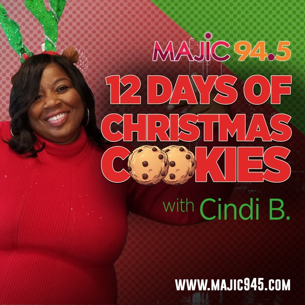 Cindi B Christmas Cookies