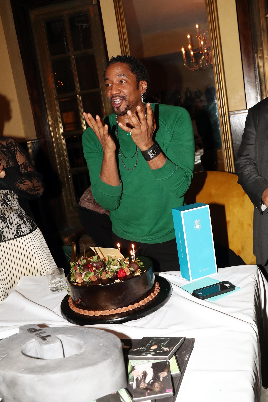 Q-Tip Surprise Birthday Party