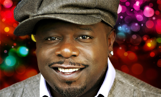 Cedric the Entertainer at MCCH Soundboard DL