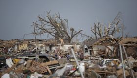 Tornado Outbreak Slams Through Oklahoma