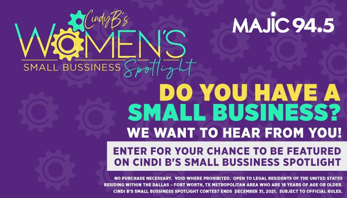 Cindi B's Small Business Spotlight