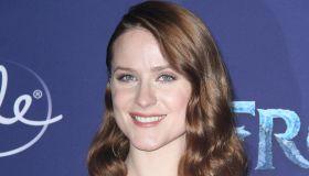 "Evan Rachel Wood attends The premiere of ""Frozen2"" in Los Angeles"