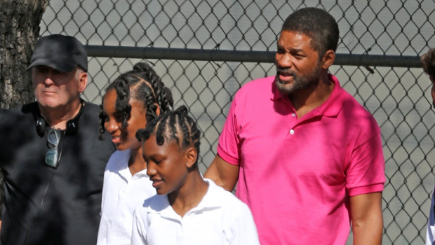 Will Smith As Venus & Serena Williams Fatther