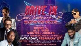 Cars, Kisses and R&B Drive-In