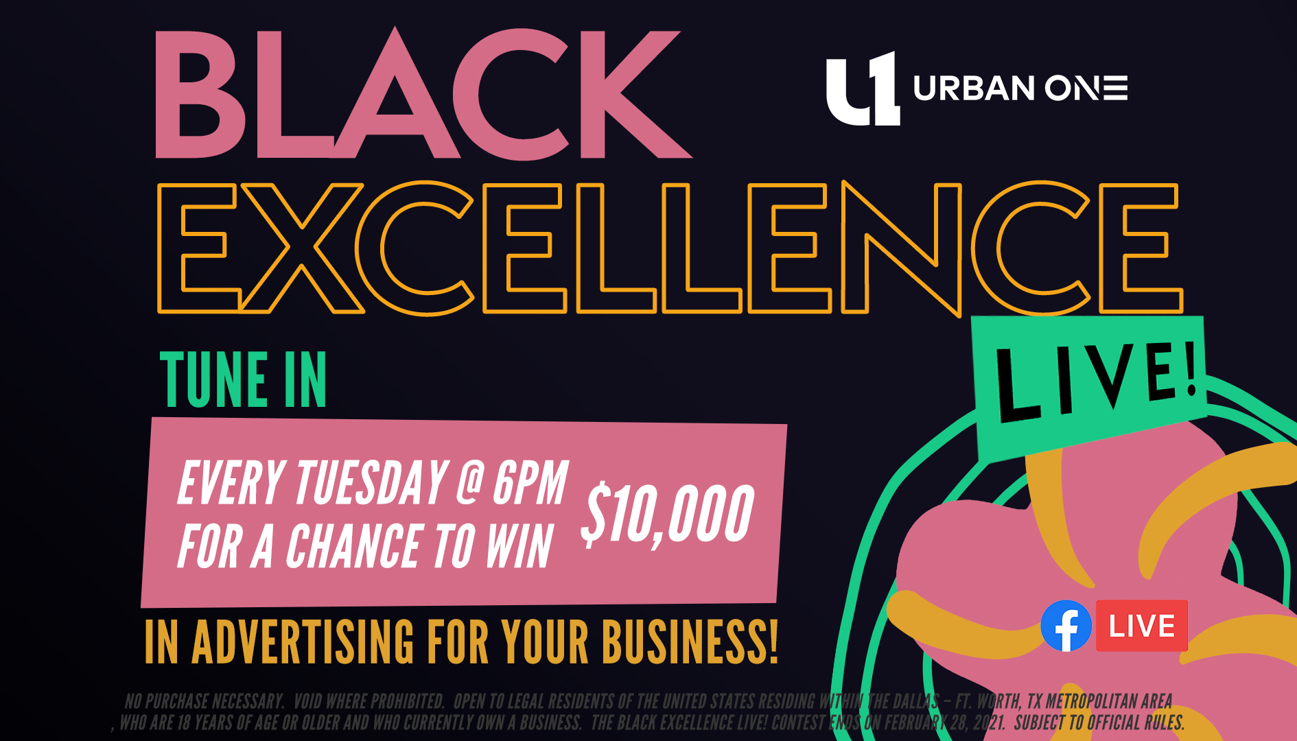 Black Excellence Live