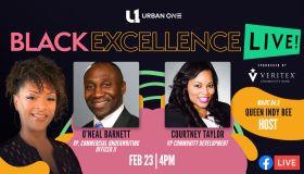 Black Excellence LIVE Vertex Bank